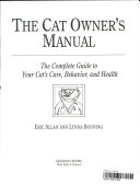 The Cat Owner s Manual