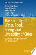 The Security of Water  Food  Energy and Liveability of Cities