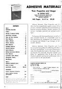 Adhesives Age Book PDF