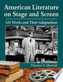 American Literature on Stage and Screen