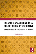 Pdf Brand Management in a Co-Creation Perspective Telecharger