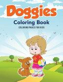 Doggies Coloring Book Book PDF