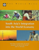 South Asia s Integration Into the World Economy