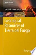 Geological Resources of Tierra del Fuego
