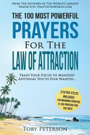 Prayer the 100 Most Powerful Prayers for the Law of Attraction 2 Amazing Books Included to Pray for the Rich   Morning Prayers Book