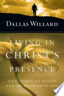 Living In Christ S Presence Book