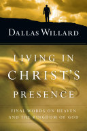 Living in Christ's Presence Pdf