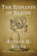 The Exploits of Elaine [Pdf/ePub] eBook