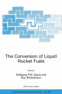 The Conversion of Liquid Rocket Fuels, Risk Assessment, Technology and Treatment Options for the Conversion of Abandoned Liquid Ballistic Missile Propellants (Fuels and Oxidizers) in Azerbaijan