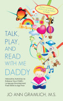 Talk  Play  and Read with Me Daddy