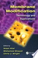 Membrane Modification Book