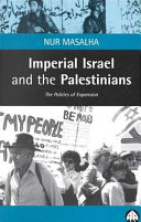Imperial Israel and the Palestinians