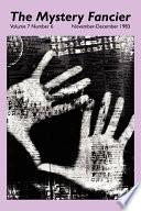 The Mystery Fancier (Vol. 7 No. 6) November-December 1983