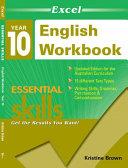 Excel Essential Skills English Workbook