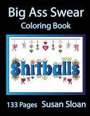 Big Ass Swear Coloring Book