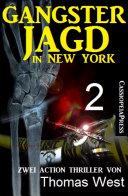 Gangsterjagd in New York 2 - Zwei Action Thriller