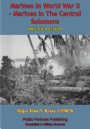 Pdf Marines In World War II - Marines In The Central Solomons [Illustrated Edition]