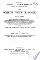 Havet's Practical French Grammar for the Use of English Students Pdf/ePub eBook