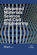 Advanced Materials Science and Civil Engineering Book