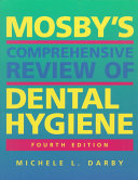 Mosby S Comprehensive Review Of Dental Hygiene