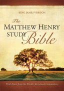 Matthew Henry Study Bible KJV