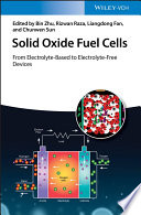 Solid Oxide Fuel Cells Book PDF