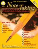 Note Taking, Grades 4 - 8