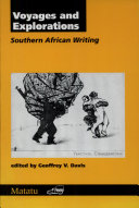Southern African Writing