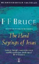 The Hard Sayings of Jesus