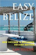 Easy Belize Pdf/ePub eBook