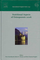 Nutritional Aspects of Osteoporosis 2006 Book
