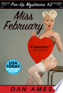 Miss February  Pin Up Mystery  2