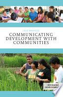 Communicating Development with Communities