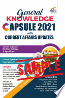(Free Sample) General Knowledge Capsule 2021 with Current Affairs Update 5th Edition
