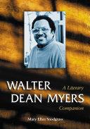 Pdf Walter Dean Myers