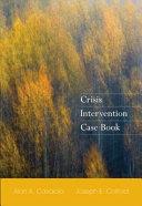 Crisis Intervention Case Book Book