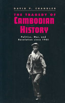 The Tragedy of Cambodian History