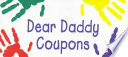 Dear Daddy Coupons