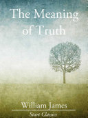 The Meaning of Truth Pdf/ePub eBook