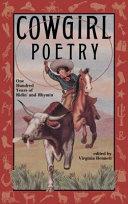 Cowboy Poetry