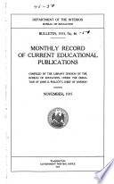 Report on the Work of the Bureau of Education for the Natives of Alaska  1913 14