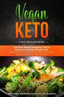 Vegan Keto For Beginners