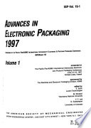Advances in Electronic Packaging