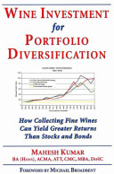 Wine Investment for Portfolio Diversification