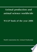 Animal production and animal science worldwide