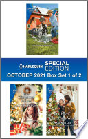 Harlequin Special Edition October 2021   Box Set 1 of 2