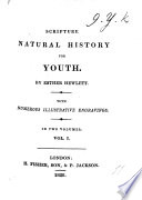 Scripture natural history for youth