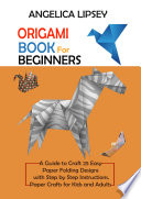 Origami Book for Beginners