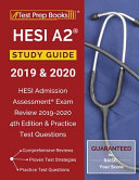Hesi A2 Study Guide 2019   2020