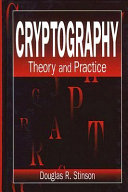 Cryptography Book